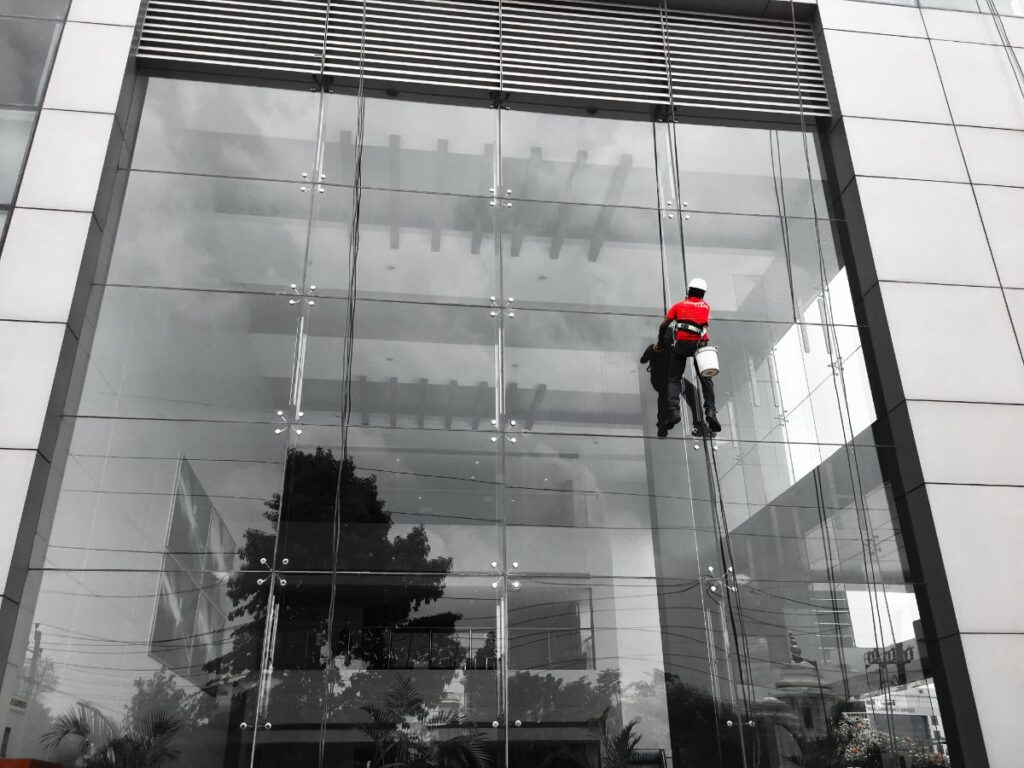 Plano TX Commercial Window Cleaning (11)